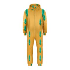 A Community Manager Los Que Aspirants Hooded Jumpsuit (Kids)