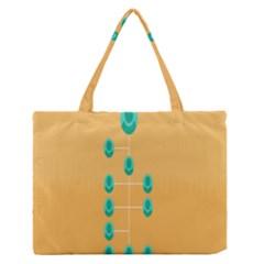 A Community Manager Los Que Aspirants Medium Zipper Tote Bag