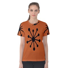 Centralized Garbage Flow Women s Cotton Tee