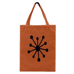 Centralized Garbage Flow Classic Tote Bag
