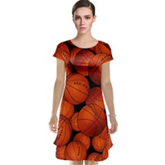 Basketball Sport Ball Champion All Star Cap Sleeve Nightdress