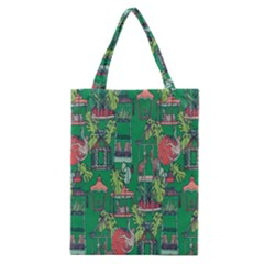 Animal Cage Classic Tote Bag
