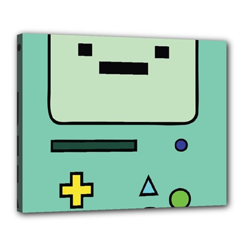 Cute Calculator Canvas 20  x 16