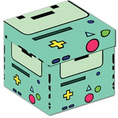 Cute Calculator Storage Stool 12