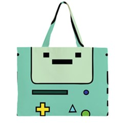 Cute Calculator Large Tote Bag