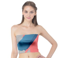 Colorful Tube Top