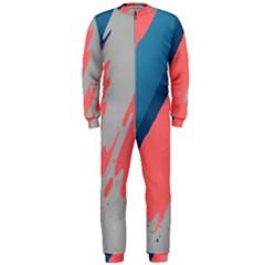 Colorful OnePiece Jumpsuit (Men)