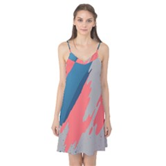 Colorful Camis Nightgown