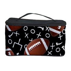 Football Player Cosmetic Storage Case