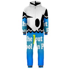 Funny Swiming Water Hooded Jumpsuit (Men)
