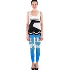 Funny Swiming Water Onepiece Catsuit