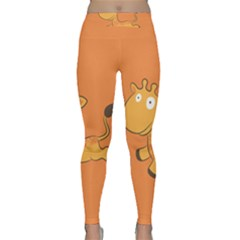 Giraffe Copy Classic Yoga Leggings