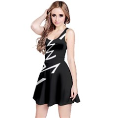 Great Gig Dance Reversible Sleeveless Dress
