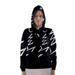 Great Gig Dance Hooded Wind Breaker (Women)