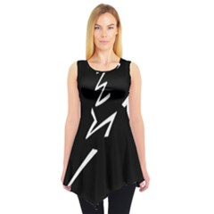 Great Gig Dance Sleeveless Tunic