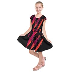 Red Fish Kids  Short Sleeve Dress
