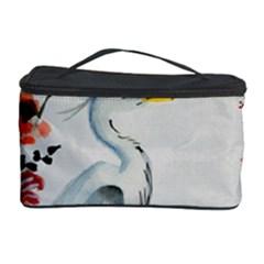 Background Scrapbook Paper Asian Cosmetic Storage Case