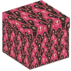 Background Abstract Pattern Storage Stool 12