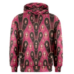 Background Abstract Pattern Men s Pullover Hoodie