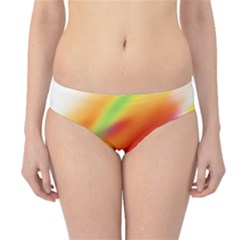 Blur Color Colorful Background Hipster Bikini Bottoms