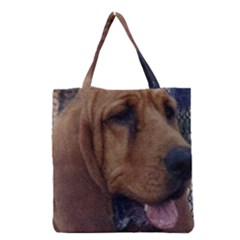 Bloodhound  Grocery Tote Bag