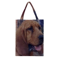 Bloodhound  Classic Tote Bag