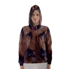 Bloodhound  Hooded Wind Breaker (Women)