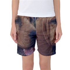 Bloodhound  Women s Basketball Shorts