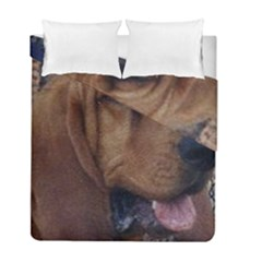 Bloodhound  Duvet Cover Double Side (Full/ Double Size)