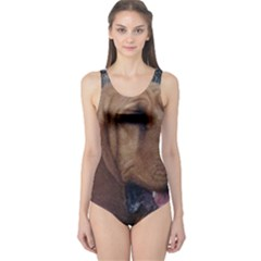 Bloodhound  One Piece Swimsuit