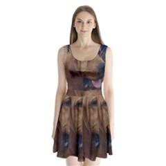 Bloodhound  Split Back Mini Dress