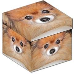 Pomeranian Storage Stool 12