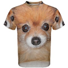 Pomeranian Men s Cotton Tee