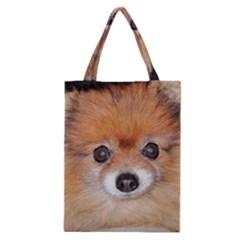 Pomeranian Classic Tote Bag