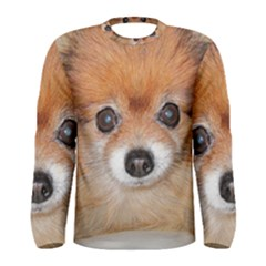 Pomeranian Men s Long Sleeve Tee