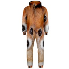 Pomeranian Hooded Jumpsuit (Men)