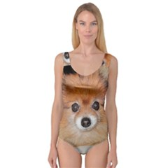 Pomeranian Princess Tank Leotard