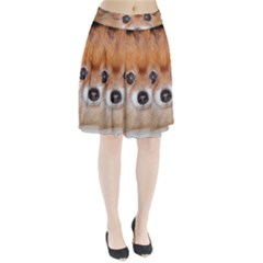 Pomeranian Pleated Skirt