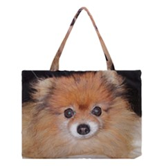 Pomeranian Medium Tote Bag