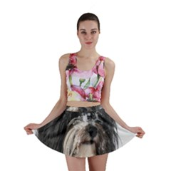 Tibet Terrier  Mini Skirt
