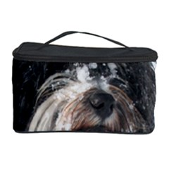 Tibet Terrier  Cosmetic Storage Case