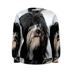 Tibet Terrier  Women s Sweatshirt