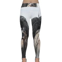 Tibet Terrier  Classic Yoga Leggings