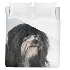 Tibet Terrier  Duvet Cover (Queen Size)
