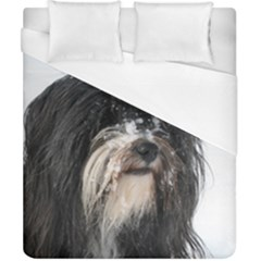 Tibet Terrier  Duvet Cover (California King Size)