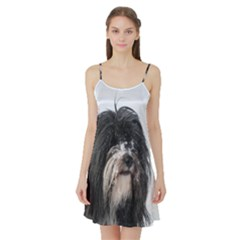 Tibet Terrier  Satin Night Slip