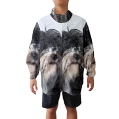 Tibet Terrier  Wind Breaker (Kids)