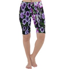 Flowers Blossom Bloom Plant Nature Cropped Leggings
