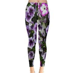 Flowers Blossom Bloom Plant Nature Leggings