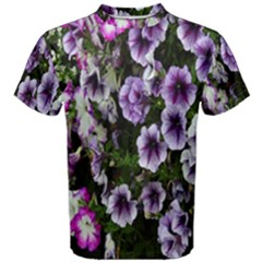 Flowers Blossom Bloom Plant Nature Men s Cotton Tee